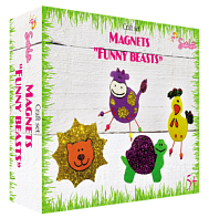 "Magnets ""Funny beasts"""